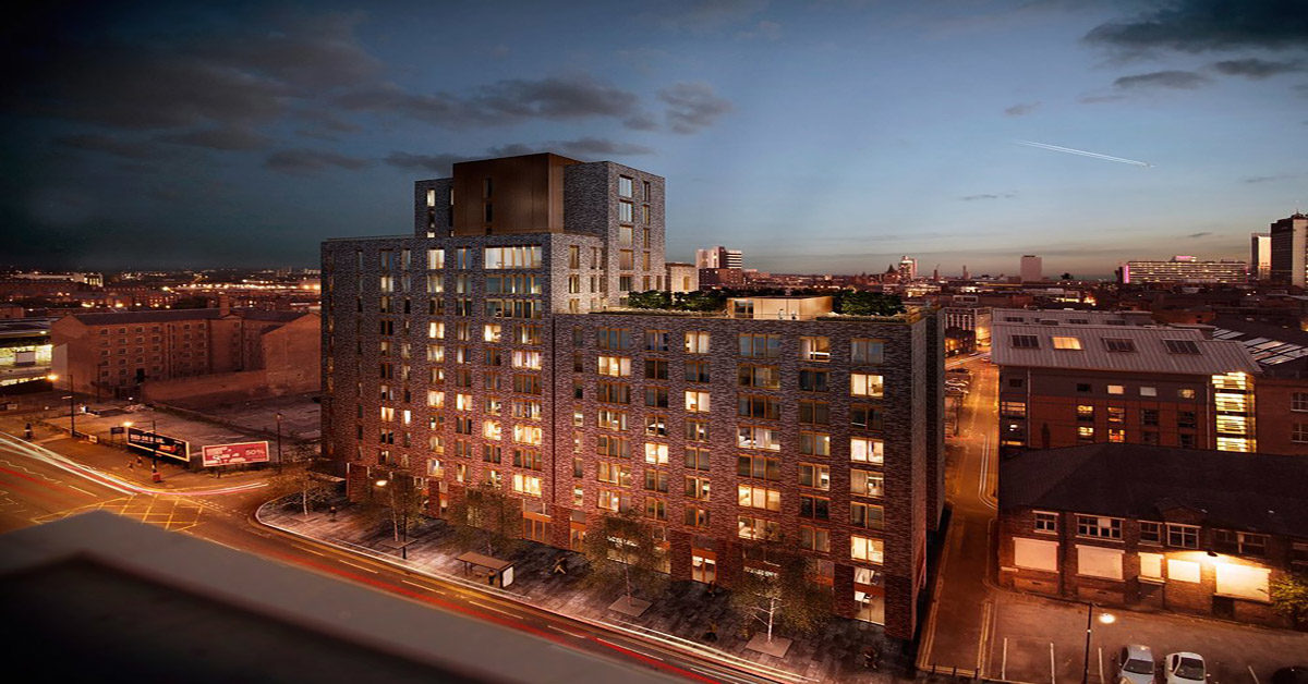 Port Street appartments, Manchester | Allied Access